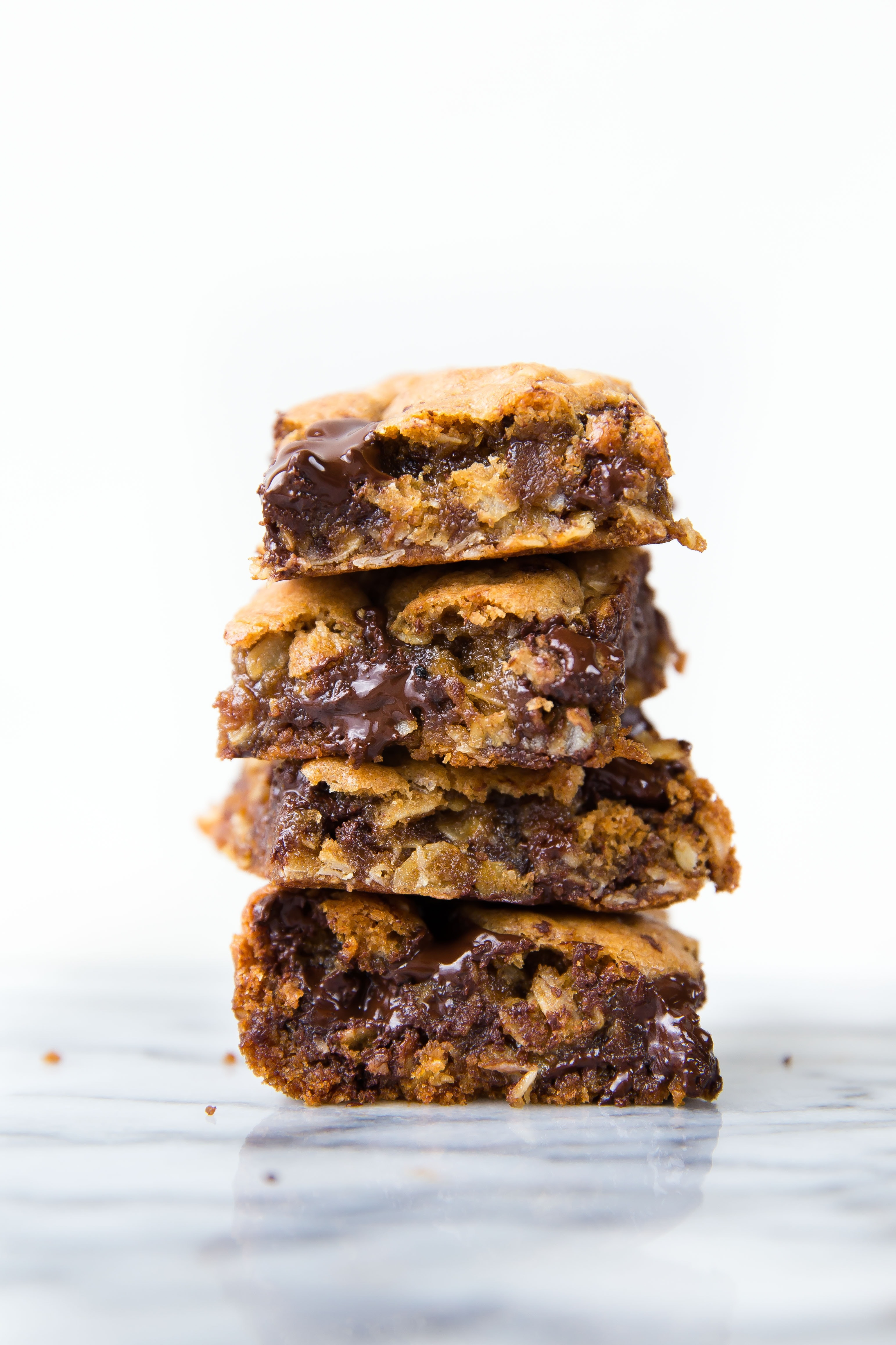 Oatmeal Gooey Bars