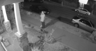 Thief Arrested With the Help of Security Camera System