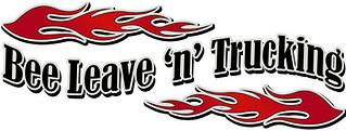 Bee-Leave-N-Trucking-Logo