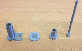 Carbide brazing onto steel workpiece
