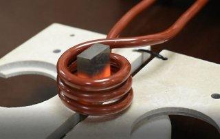 Preheating of Titanium & Aluminum Alloys Stage 2