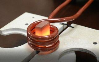 Preheating of Titanium & Aluminum Alloys Stage 4