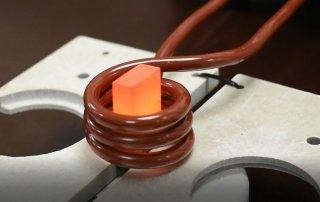 Preheating of Titanium & Aluminum Alloys Stage 6