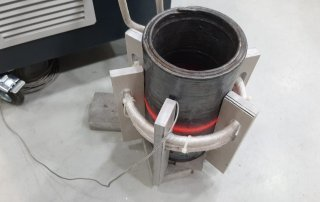 butt-welded steel pipe preheating for stress relieving