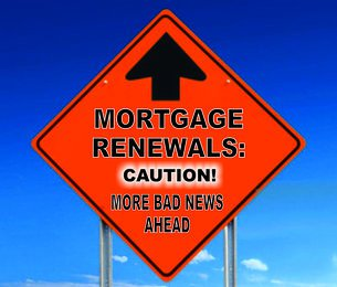 Mortgage Renewals in Canada – More Bad News