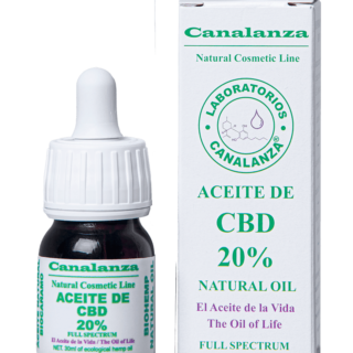 30ml cbd oil 20% thc canalanza