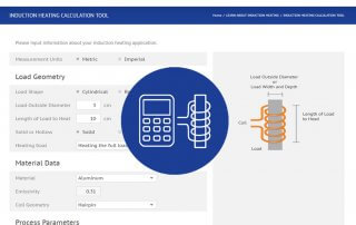 induction heating calculation tool