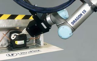 Dragon15 - Induction Brazing Robot