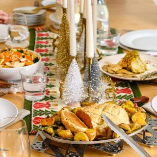 Ultimate Vegan Holiday Dinner