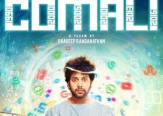 Comali Box Office Collection Day 7