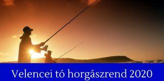 velencei tó horgászrend 2020