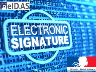 CT : BLUE EIDAS/RGS** SIGNATURE