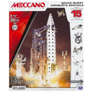 Meccano 15-Model Space Quest Set