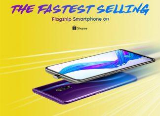 Hp flagship Realme X (1)