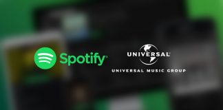 Spotify and UMG announce agreement
