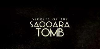 Secrets of Saqqara Tomb available on Netflix Oct 28