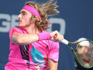 Stefanos Tsitsipas v Ugo Humbert live streaming and predictions