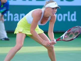 Caroline Wozniacki unhappy with Dayana Yastremska Tactics