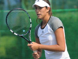 Garbine Muguruza has opted of Cincinnati Open