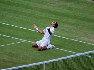 Djokovic as number one