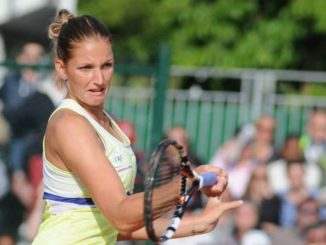 Karolina Pliskova Tennis Racquet Specifications