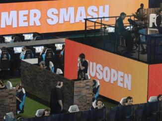Fortnite Summer Smash at the Australian Open