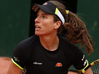 Johanna Konta has re-hired the services of her former coach Dimitri Zavialoff