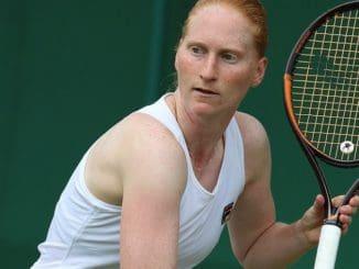 Alison Van Uytvanck v Marina Melnikova Live Streaming Nottingham Open
