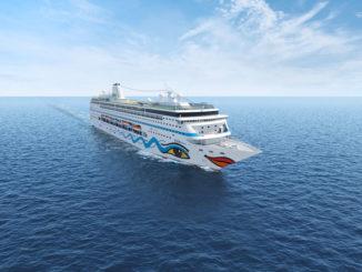 So soll AIDAmira aussehen. Foto: AIDA Cruises