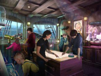 Phantom Bridge: Princess Cruises präsentiert Escape Room-Spiel für die ganze Familie. Foto: Princess Cruises