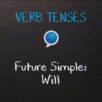 Future Simple: Will
