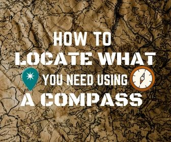 How to Locate What you Need Using a Compass