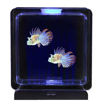 Lightahead Illuminated Artificial Aquarium Mood Lamp