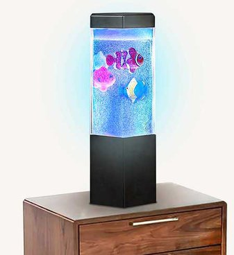 ArtCreativity Fish Tank Night Lamp