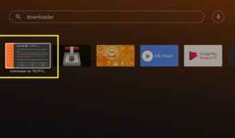 How to use catmouse apk on android tv