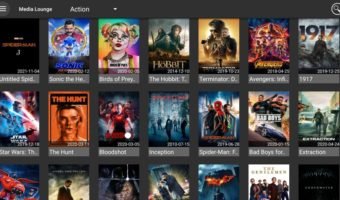 install Media Lounge APK on fire stick