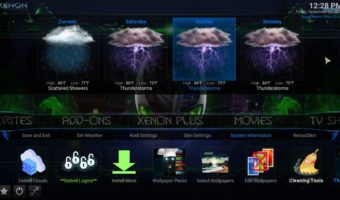 how to use Kodi Xenon Build on Kodi