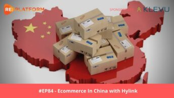 Podcast discussing ecommerce in China with Hylink agency