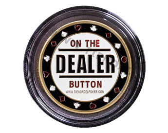 Card Guard Dealer Button
