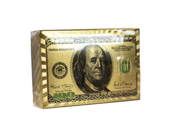 Baraja 24k Gold Money