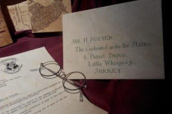 Harry Potter Bujo Ideas