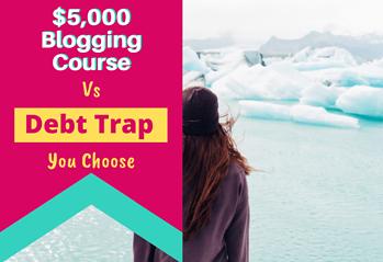 5000 Dollar Blogging Course - 630x430