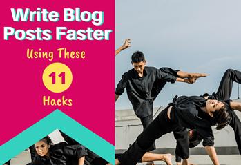 Write Blog Posts Faster - 630x430