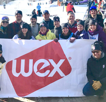 Wex Employees at D24 2019
