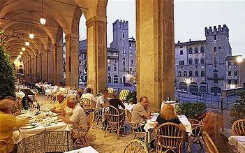 Restaurants in Umbria