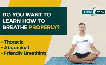 yogic breathing techniques