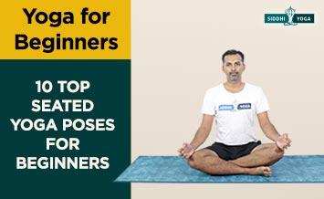 sitting yoga poses for beginner