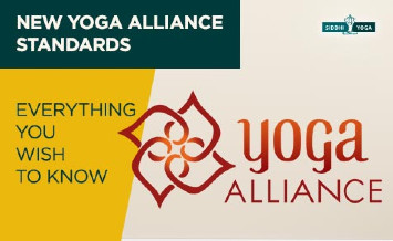 new yoga alliance standards