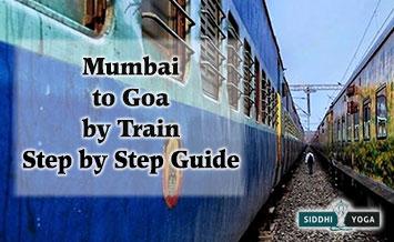 mumbai to goa train