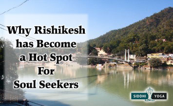 rishikesh has become a hot spot for soul seekers